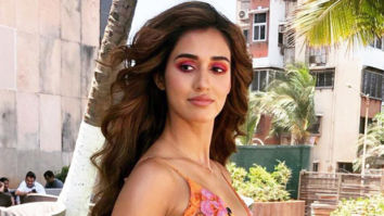 Disha Patani raises the temperature as she kick-starts her first leg of promotions for Bharat