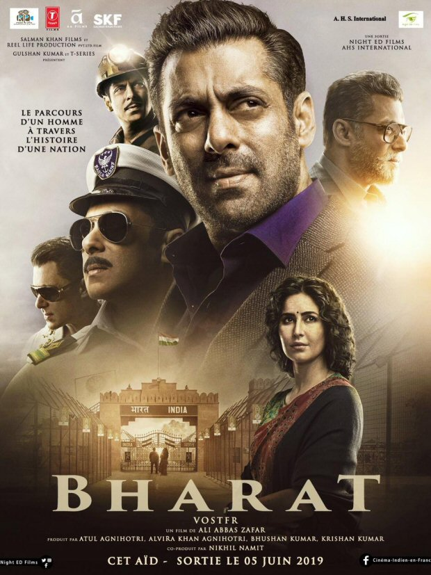 Exclusive! FIRST TIME: Salman Khan and Katrina Kaif's Bharat to get a theatrical release in France!