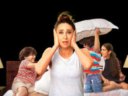FIRST LOOK: Karisma Kapoor to make her digital debut with ALTBalaji's Mentalhood