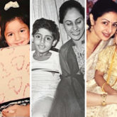 Here's how your favourite Bollywood celebrities celebrated Mother's Day