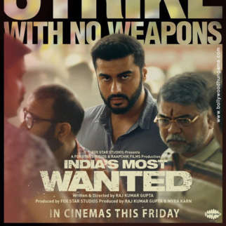 First Look Of India's Most Wanted