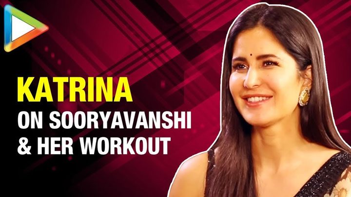Katrina Kaif's favourite Dialogue from Bharat,Her 3 AM Friend Sooryavanshi Twitter Fan Questions