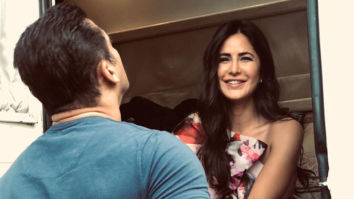 Katrina Kaif and Salman Khan's candid picture while promoting Bharat will surely brighten your mood!