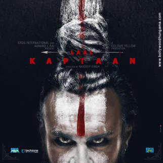 First Look Of Laal Kaptaan