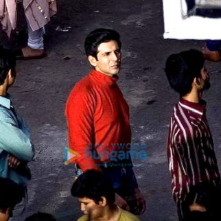 On The Sets from the movie Love Aaj Kal 2