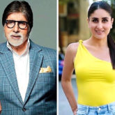 MAJOR THROWBACK Amitabh Bachchan bandaging baby Kareena Kapoor Khan's foot is going to make you feel fuzzy on a Friday morning!