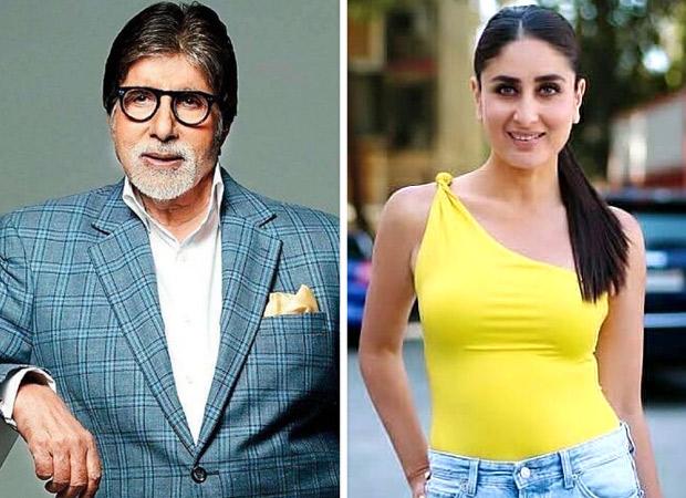 MAJOR THROWBACK Amitabh Bachchan bandaging baby Kareena Kapoor Khan's foot is going to make you feel fuzzy on a Friday morning!