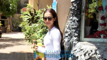 Malaika Arora snapped at Diva Yoga Studio in Bandra