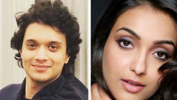 Mithun Chakraborty's son Namashi Chakraborty and Amrin Qureshi to debut in Rajkumar Santoshi's film Badboy