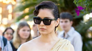 """Nationalism is something very spiritual in nature"" - Kangana Ranaut at Cannes 2019"