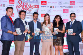 Nawazuddin Siddiqui launches the book 'The Stranger In Me' by Neeta Shah & Aditi Mediratta