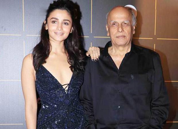 PHOTO: Alia Bhatt kickstarts shooting for her father Mahesh Bhatt's directorial Sadak 2