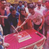 PHOTOS: Rajkummar Rao and Mouni Roy wrap up Dinesh Vijan's Made In China