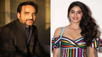 Pankaj Tripathi responds to Janhvi Kapoor comparing him to ice cream!