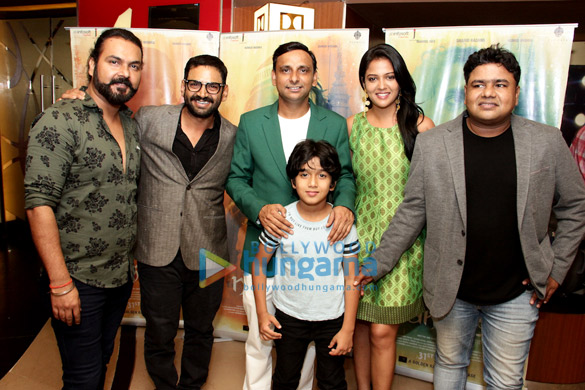 Photos Celebs snapped at the special screening of Nakkash (1)