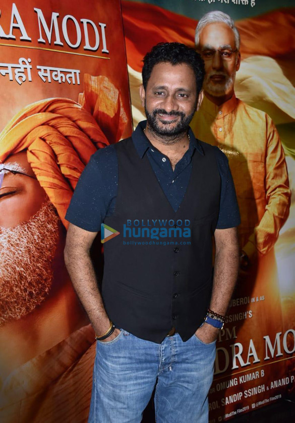 Photos Celebs snapped at the special screening of PM Narendra Modi (10)