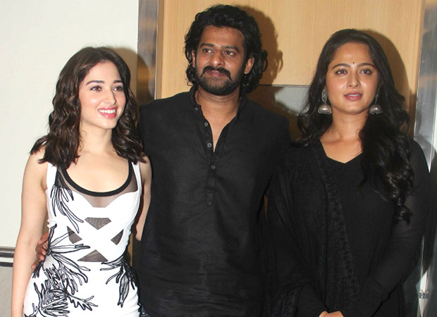 Woah! This video from Bahubali 2 promotions of Prabhas, Anushka Shetty and Tamannaah Bhatia is going VIRAL; find out why!