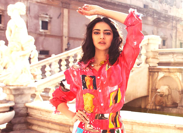 REVEALED! Ananya Panday's LINGO is as wacky as any millennial, here's proof