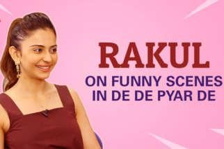 Rakul Preet Singh on Ajay Devgn, The Tremendous Response To De De Pyar De & Funny Scenes Twitter Fan que