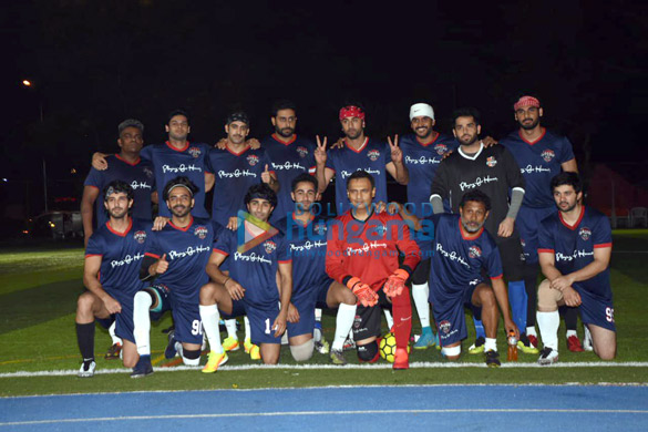Ranbir Kapoor, Abhishek Bachchan, Ahan Shetty and others snapped during soccer match (2)