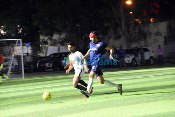 Ranbir Kapoor, Abhishek Bachchan, Ahan Shetty and others snapped during soccer match1 (1)