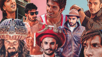 Ranveer Singh celebrates 8 years in the industry with this stunning collage