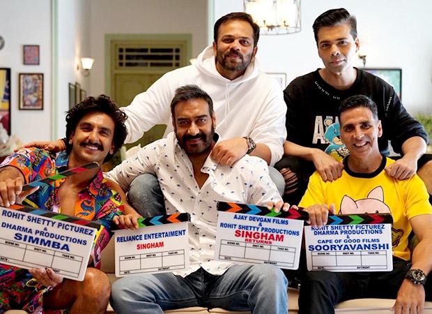 Rohit Shetty and Akshay Kumar begin Sooryavanshi with this epic picture!