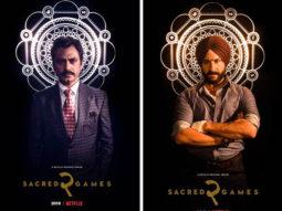 SACRED GAMES 2: Nawazuddin Siddiqui and Saif Ali Khan return as Ganesh Gaitonde and Sartaj Singh in intriguing posters