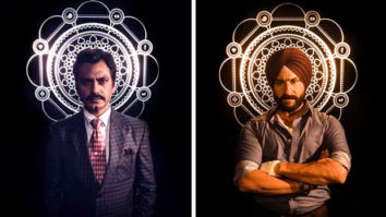 SACRED GAMES 2: Nawazuddin Siddiqui and Saif Ali Khan return as Ganesh Gaitonde and Sartaj Singh in intriguing posters