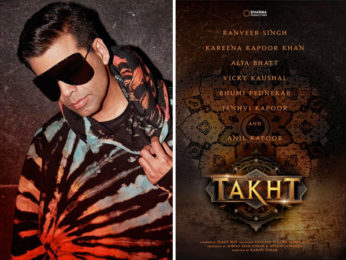 SCOOP! First schedule of Karan Johar directorial Takht delayed