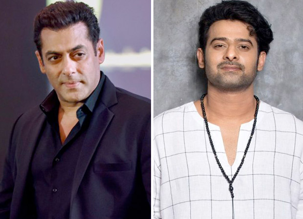 Salman Khan to have a cameo in Prabhas starrer Saaho?