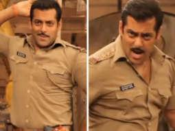 Salman Khan's MUNNA BADNAAM Exclusive Details Dabangg 3 Sonakshi Sinha