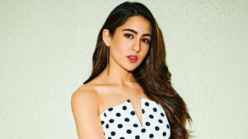 Sara Ali Khan opens up about weighing 96 kgs in college and her transition from pizza to salad