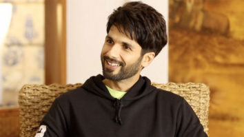 "Shahid Kapoor ""I fell in Love with Arjun Reddy, Smoked 25-30 Beedis , Felt like Chimney Kabir Singh"