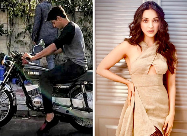 Shershaah: Sidharth Malhotra enjoys a bike ride with Kiara Advani on the streets of Chandigarh [watch video]