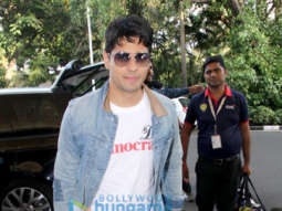 Sidharth Malhotra, Kiara Advani, Malaika Arora and others snapped at the airport