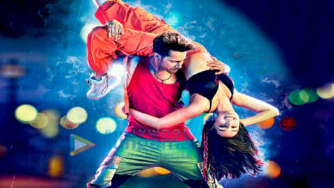 Movie Stills Of The Movie Street Dancer 3D