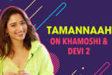 Tamannaah on Khamoshi, Devi 2 & Love for Poetry Heartbreak helps You GROW as Person