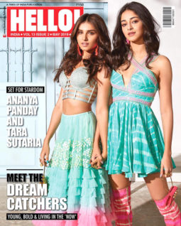 On The Cover Of Hello!