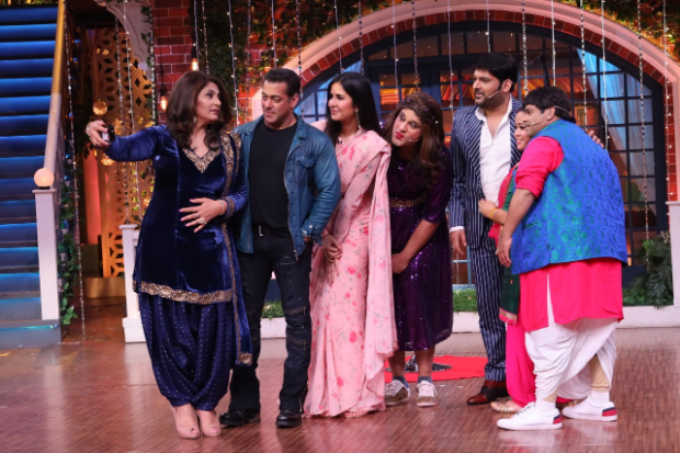 The Kapil Sharma Show: Salman Khan reveals about the time when he was thrown out of the classroom