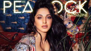 Kiara Advani On The Covers Of The Peacock Magazine