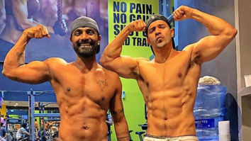 This Varun Dhawan and Remo D'Souza's picture showing off their hot-bods is all the Monday motivation you need