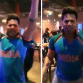VIDEO: Varun Dhawan cheers for Team India ahead of World Cup 2019