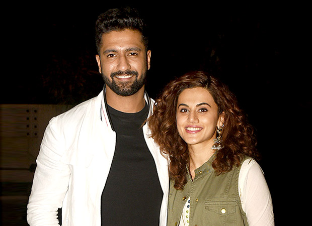 Vicky Kaushal REGRETS losing out on Stree, Taapsee Pannu confesses that she wants to MARRY him