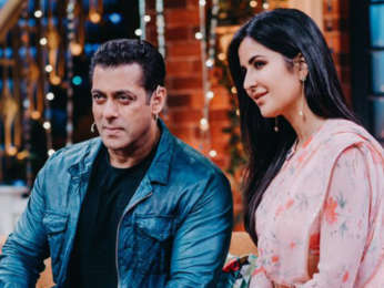 WATCH: Salman Khan takes a sly dig at Bollywood award shows for not giving Katrina Kaif an award