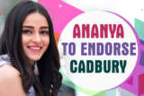 WOW Ananya Panday to Endorse Cadbury SOTY 2 Pati, Patni Aur Woh Kartik Aaryan