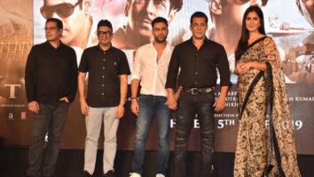 ZINDA Song Launch- Part 1 Bharat Salman Khan