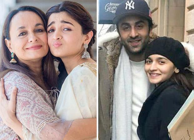 Soni Razdan SPEAKS about marriage rumours of Brahmastra co-stars Ranbir Kapoor and Alia Bhatt