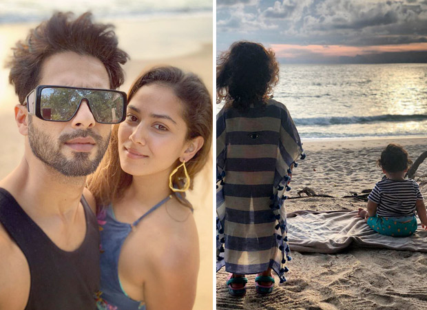 Amidst Kabir Singh promotions, Shahid Kapoor takes a break and spends time with Mira and family in Phuket!