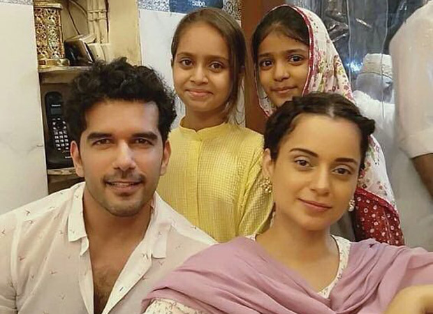 Kangana Ranaut celebrates Iftaar in traditional style [See photos and video]